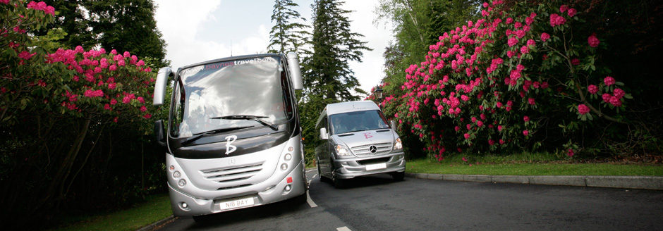 baynes minibus and coach hire