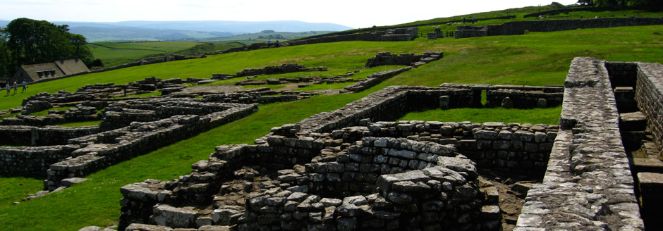 hadrians wall walking route